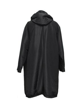 Immagine di Verpass Piumino donna  colore nero con cappuccio