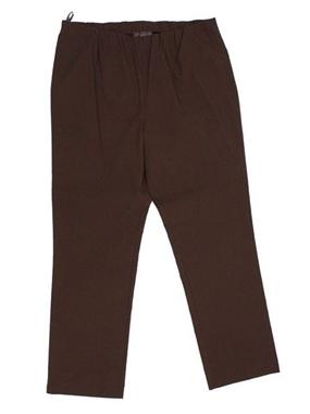 Immagine di Pantalone elasticizzato invernale marrone