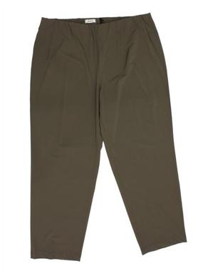 Picture of Pantalone elasticizzato invernale verde