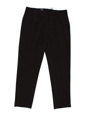 Immagine di Pantalone elasticizzato nero per completo