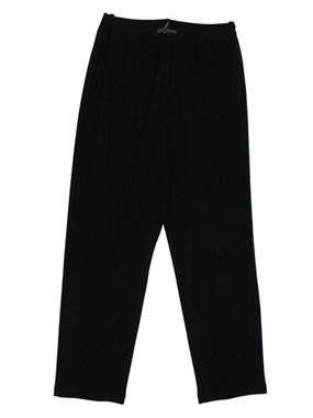 Picture of Pantalone elasticizzato nero
