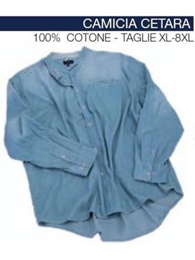 Immagine di Camicia manica lunga Maxfort CETARAchambrie koreana
