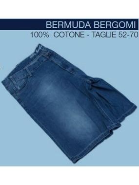 Immagine di Bermuda Maxfort jeans sw BERGOMI
