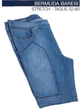 Immagine di Bermuda Maxfort jeans inserti BARESI