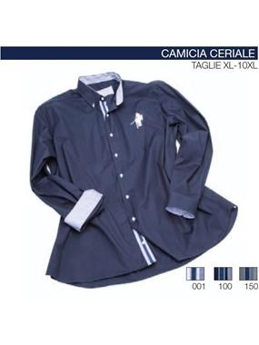 Picture of Camicia CERIALE manica lunga Maxfort stretch nastrino