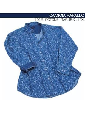 Immagine di Camicia RAPALLO manica lunga Maxfort fant cachemire