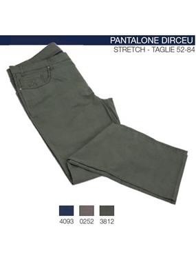 Picture of Pantaloni Dirceu Maxfort 5 tasche scozzese