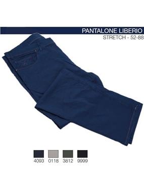 Picture of Pantaloni Liberio Maxfort 5 tasche  t.u.