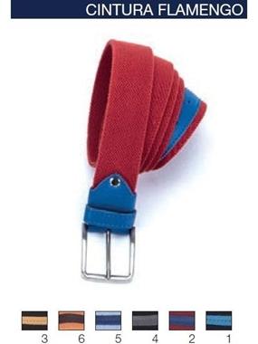 Picture of Cintura Maxfort Flamengo inserti pelle