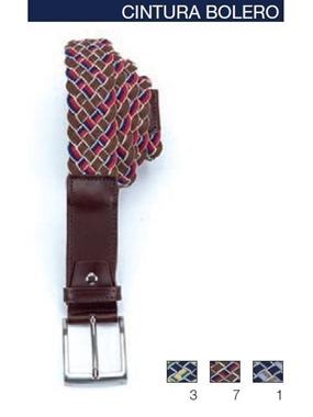 Immagine di Cintura Maxfort intrecciata striata Bolero