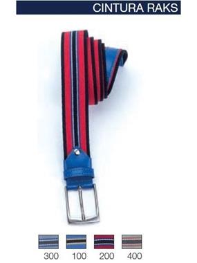 Immagine di Cintura Maxfort stretch bicolore RAKS