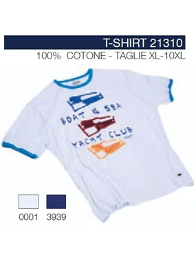 Picture of Tshirt Maxfort 21310 yacht club