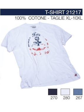 Picture of Tshirt Maxfort ancora 21217