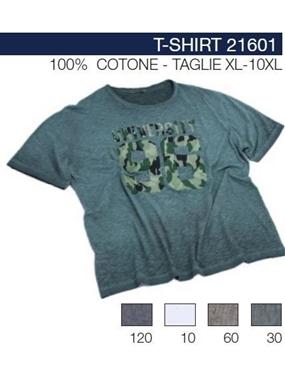 Picture of Tshirt Maxfort fiammata app. mimetica 21601