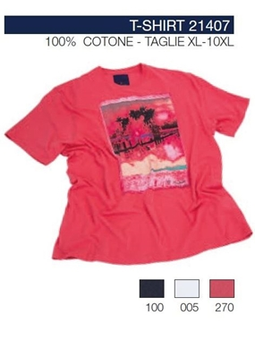 Picture of Tshirt Maxfort sunset 21407