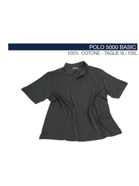 Picture of Polo piquet  Maxfor 5000t mezze maniche