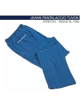 Immagine di Pantalaccio jeans Maxfort tuvok