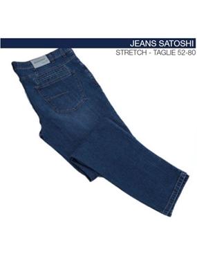 Immagine di Jeans Maxfort 5t doppio taschino SATOSHI