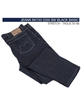 Picture of Jeans Maxfort 5 t.BLACK