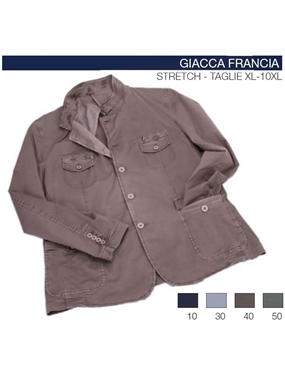 Immagine di Field Maxfort jacket stretch Francia