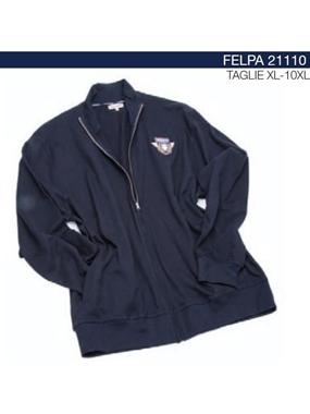Picture of Giacca FELPA 21110 Maxfort zip
