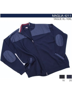 Picture of Giacca 4211 Maxfort zip ins nylon