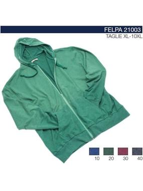 Picture of Felpa 21003 Maxfort cappuccio t.u.