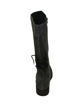 Immagine di Stivale a gamba larga SCAMOSCIATO GRIGIO
