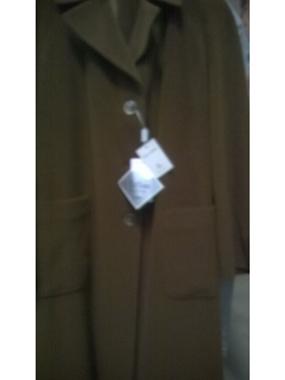 Immagine di Cappotto misto Cashmere colore Marrone