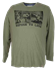 Picture of Maxfort - T-shirt manica lunga baseball 100% cotone