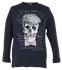 Picture of Maxfort - T-shirt manica lunga teschio 100% cotone