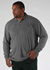 Immagine di Maxfort  Polo manica lunga jersey melange