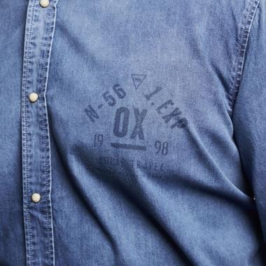 Immagine di Camicia Jeans North 56°4 Denim shirt