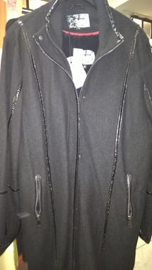 Immagine di No Secret Giaccone  lungo  colore Nero