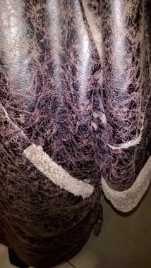 Picture of Verpass Giaccone  lungo  colore Marrone scuro